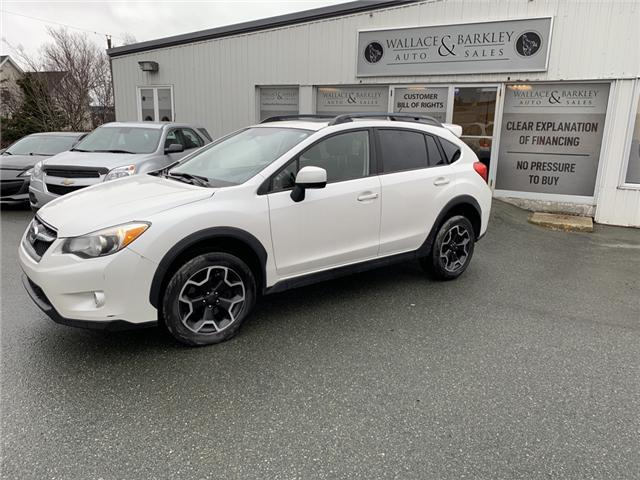 2013 Subaru XV Crosstrek Sport Package (Stk: NEWFOUNDLAND) in Truro - Image 2 of 9