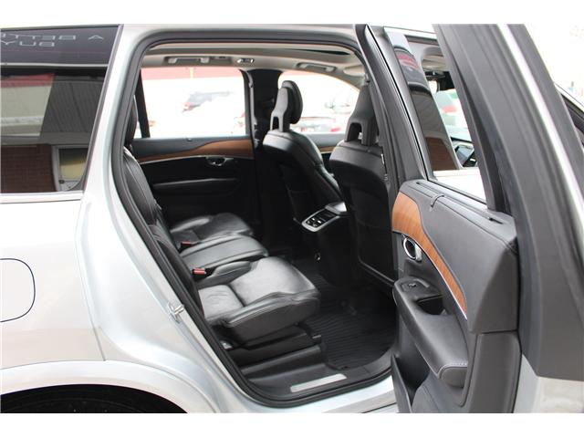 2016 Volvo XC90 T6 Inscription (Stk: 031822) in Saskatoon - Image 23 of 30