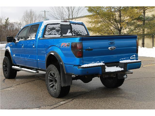 2012 Ford F-150 FX4 (Stk: 1811562) in Waterloo - Image 4 of 27