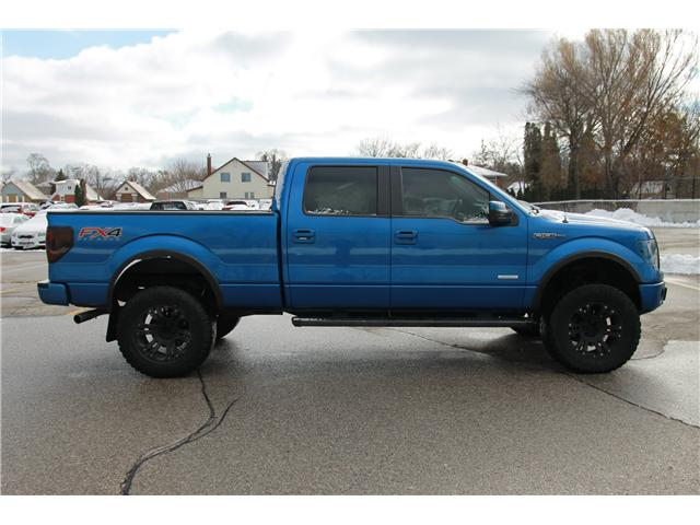 2012 Ford F-150 FX4 (Stk: 1811562) in Waterloo - Image 7 of 27