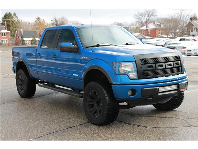 2012 Ford F-150 FX4 (Stk: 1811562) in Waterloo - Image 8 of 27