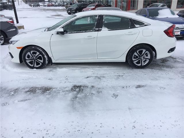 2018 Honda Civic LX (Stk: U18971) in Barrie - Image 2 of 10