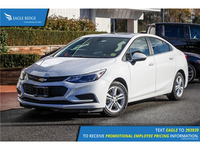 2018 Chevrolet Cruze LT Auto (Stk: 189201) in Coquitlam - Image 1 of 7