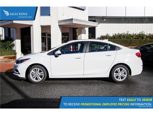 2018 Chevrolet Cruze LT Auto (Stk: 189201) in Coquitlam - Image 3 of 7