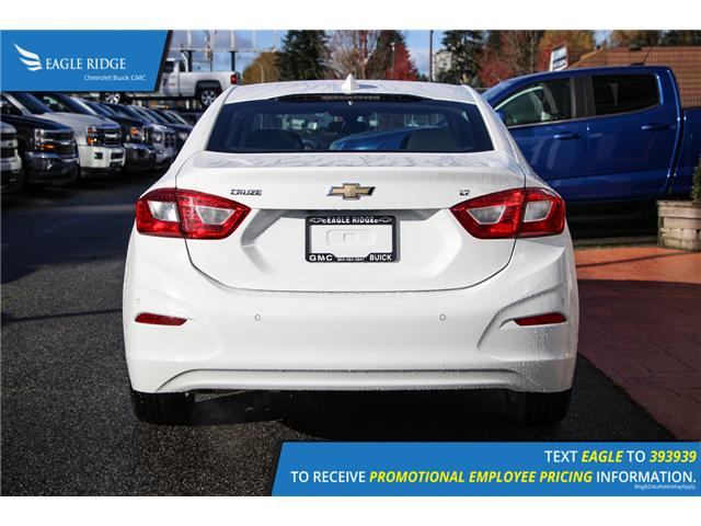 2018 Chevrolet Cruze LT Auto (Stk: 189201) in Coquitlam - Image 5 of 7