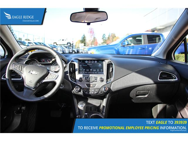 2018 Chevrolet Cruze LT Auto (Stk: 189201) in Coquitlam - Image 6 of 7