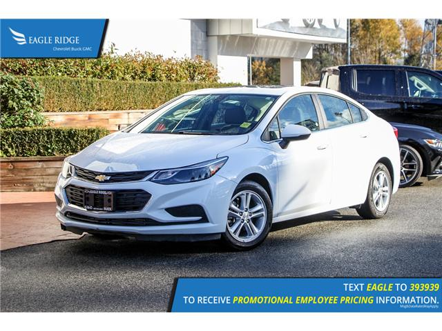 2017 Chevrolet Cruze LT Auto (Stk: 179058) in Coquitlam - Image 1 of 7