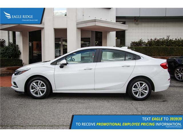 2017 Chevrolet Cruze LT Auto (Stk: 179057) in Coquitlam - Image 3 of 7