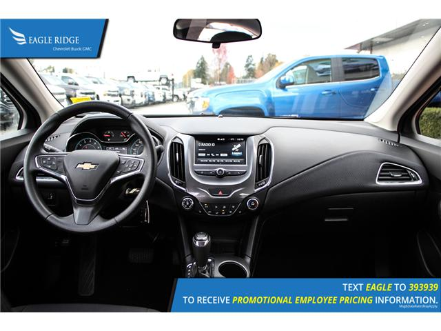 2017 Chevrolet Cruze LT Auto (Stk: 179057) in Coquitlam - Image 6 of 7