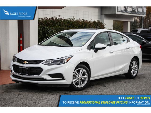 2017 Chevrolet Cruze LT Auto (Stk: 179055) in Coquitlam - Image 1 of 7