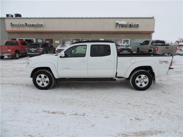 2014 Toyota Tacoma V6 (Stk: 190321) in Brandon - Image 1 of 23