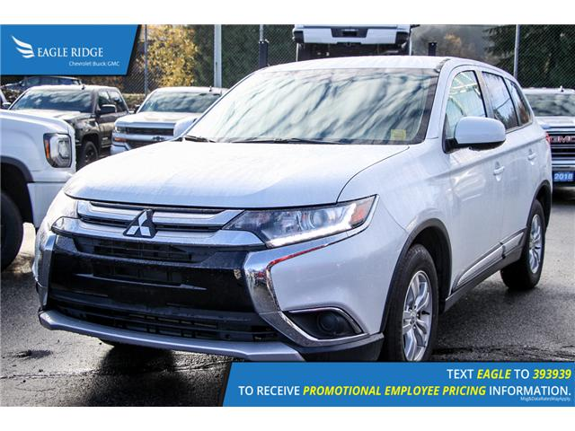 2018 Mitsubishi Outlander ES (Stk: 189405) in Coquitlam - Image 1 of 5