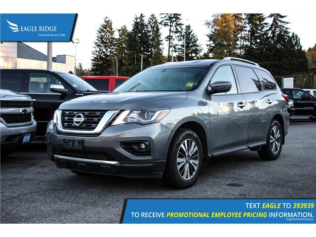 2018 Nissan Pathfinder SV Tech (Stk: 189189) in Coquitlam - Image 1 of 6