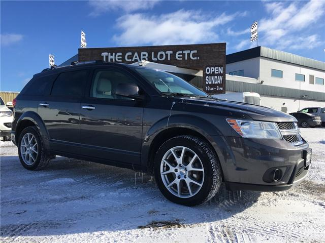 2015 Dodge Journey R/T (Stk: 18606) in Sudbury - Image 1 of 15