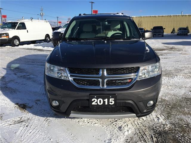 2015 Dodge Journey R/T (Stk: 18606) in Sudbury - Image 2 of 15