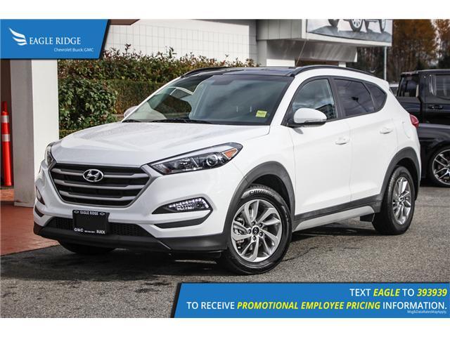 2018 Hyundai Tucson SE 2.0L (Stk: 189343) in Coquitlam - Image 1 of 7