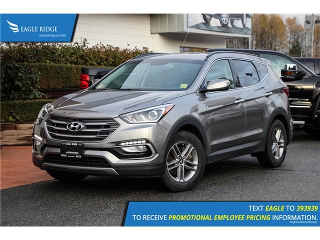 2018 Hyundai Santa Fe Sport 2.4 SE (Stk: 189280) in Coquitlam - Image 1 of 6