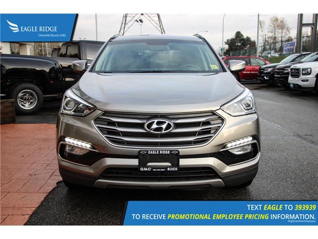 2018 Hyundai Santa Fe Sport 2.4 SE (Stk: 189155) in Coquitlam - Image 2 of 6