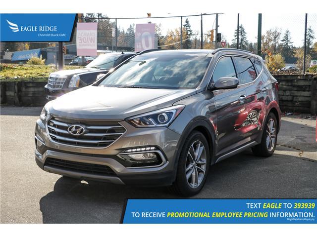2018 Hyundai Santa Fe Sport 2.0T Limited (Stk: 189100) in Coquitlam - Image 1 of 5