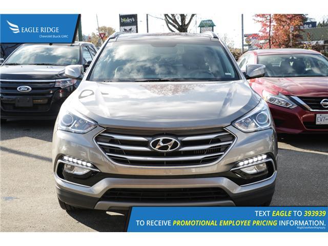 2018 Hyundai Santa Fe Sport 2.0T Limited (Stk: 189100) in Coquitlam - Image 2 of 5