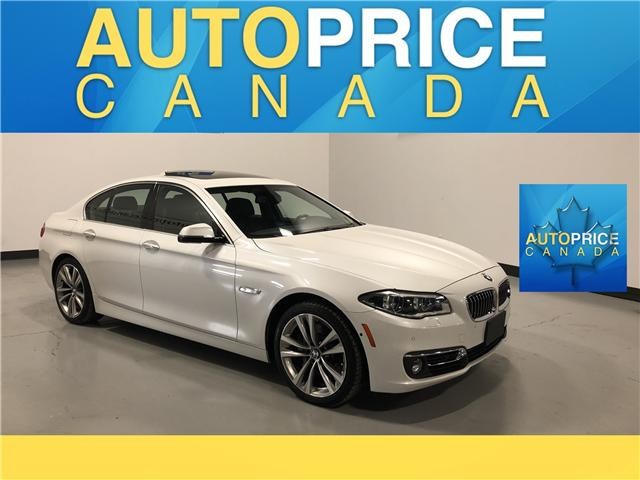 2016 BMW 535d xDrive (Stk: D9874A) in Mississauga - Image 1 of 30