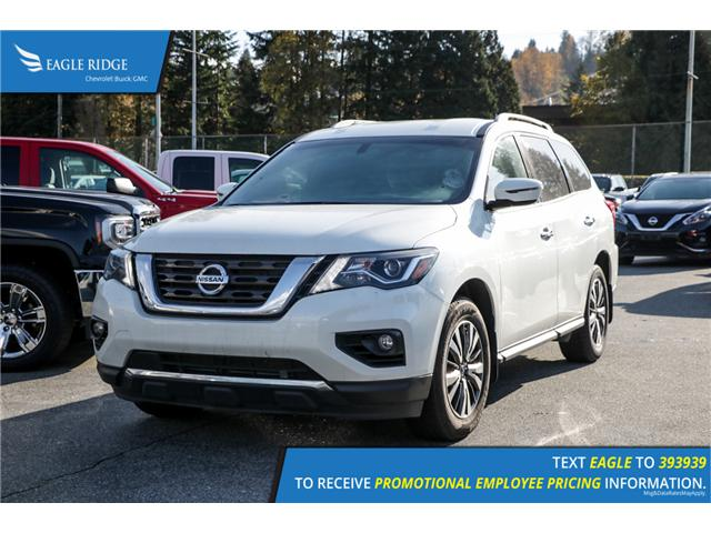 2018 Nissan Pathfinder SV Tech (Stk: 189393) in Coquitlam - Image 1 of 5