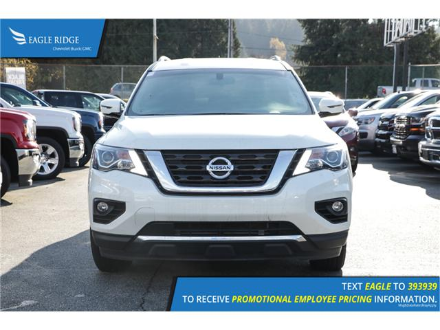 2018 Nissan Pathfinder SV Tech (Stk: 189393) in Coquitlam - Image 2 of 5