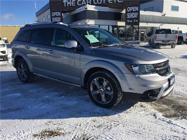 2018 Dodge Journey Crossroad (Stk: 18655) in Sudbury - Image 1 of 14