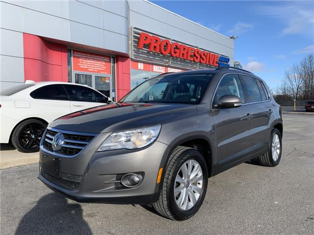 2010 Volkswagen Tiguan 2.0 TSI Highline (Stk: AW513019) in Sarnia - Image 1 of 21