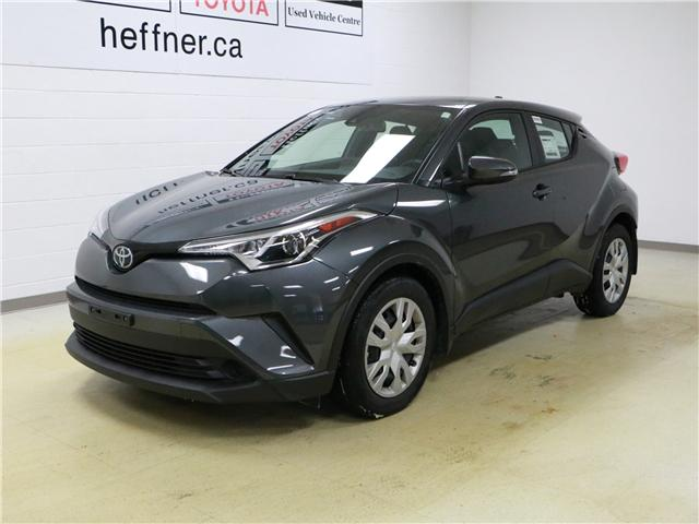 2019 Toyota C-HR XLE (Stk: 190114) in Kitchener - Image 1 of 3