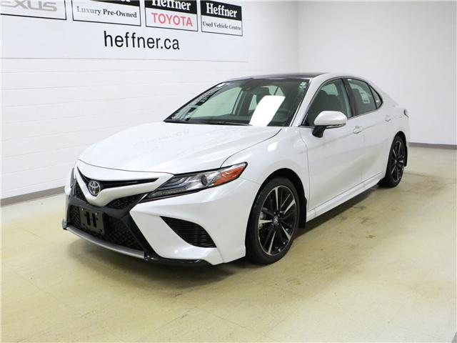 2019 Toyota Camry XSE (Stk: 190220) in Kitchener - Image 1 of 3
