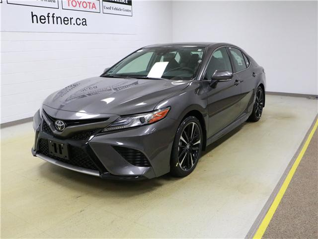 2019 Toyota Camry XSE (Stk: 190255) in Kitchener - Image 1 of 3