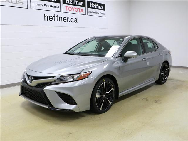 2019 Toyota Camry XSE (Stk: 190306) in Kitchener - Image 1 of 3