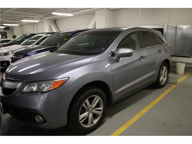 2013 Acura RDX  (Stk: D12382A) in Toronto - Image 1 of 3