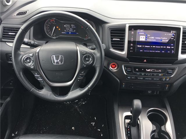 2017 Honda Pilot EX-L Navi (Stk: P00043) in Barrie - Image 9 of 19
