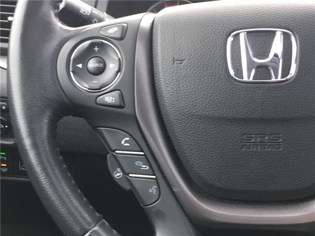 2017 Honda Pilot EX-L Navi (Stk: P00043) in Barrie - Image 11 of 19