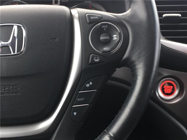 2017 Honda Pilot EX-L Navi (Stk: P00043) in Barrie - Image 12 of 19