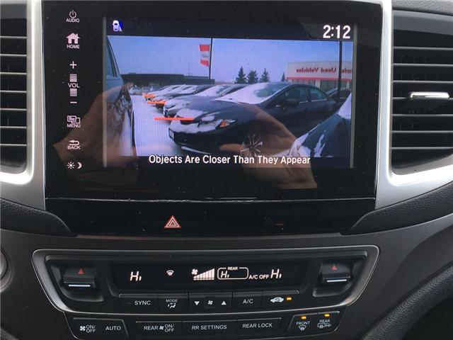 2017 Honda Pilot EX-L Navi (Stk: P00043) in Barrie - Image 14 of 19