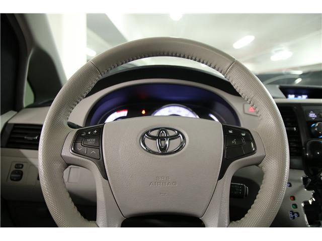 2014 Toyota Sienna SE 8 Passenger (Stk: M12419A) in Toronto - Image 14 of 27