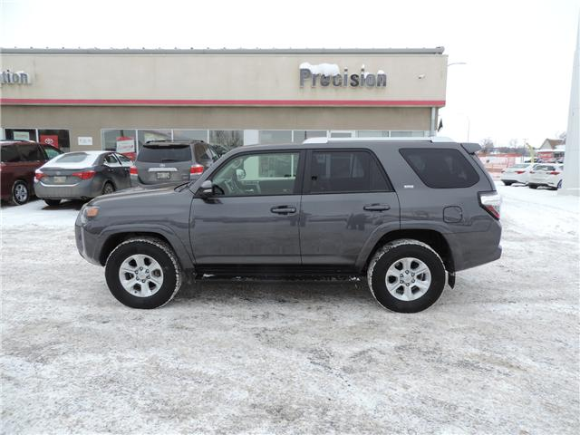 2016 Toyota 4Runner SR5 (Stk: 173681) in Brandon - Image 1 of 23