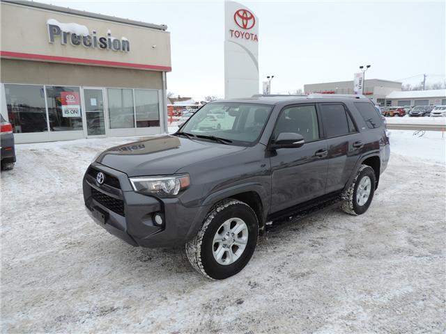 2016 Toyota 4Runner SR5 (Stk: 173681) in Brandon - Image 2 of 23