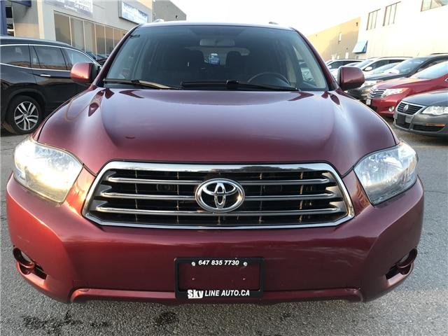 2009 Toyota Highlander V6 (Stk: ) in Concord - Image 2 of 19