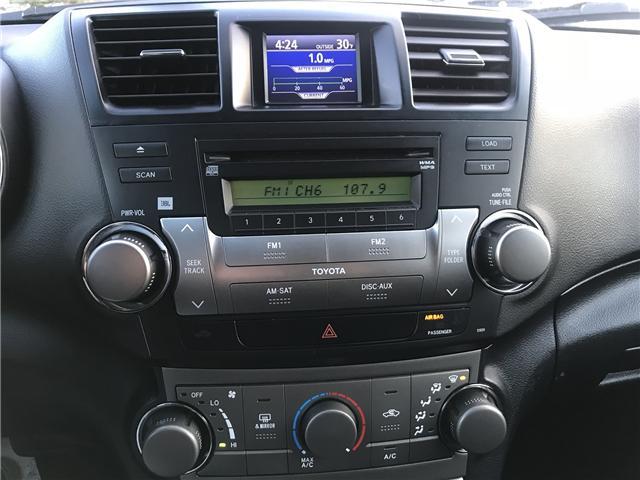 2009 Toyota Highlander V6 (Stk: ) in Concord - Image 18 of 19