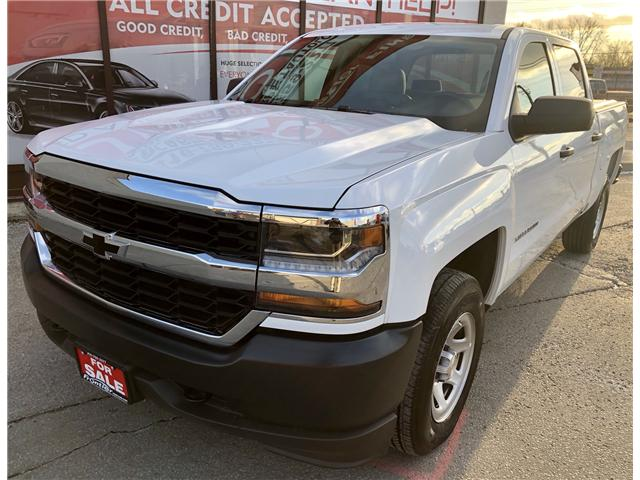 2018 Chevrolet Silverado 1500 WT (Stk: 436950) in Toronto - Image 2 of 12