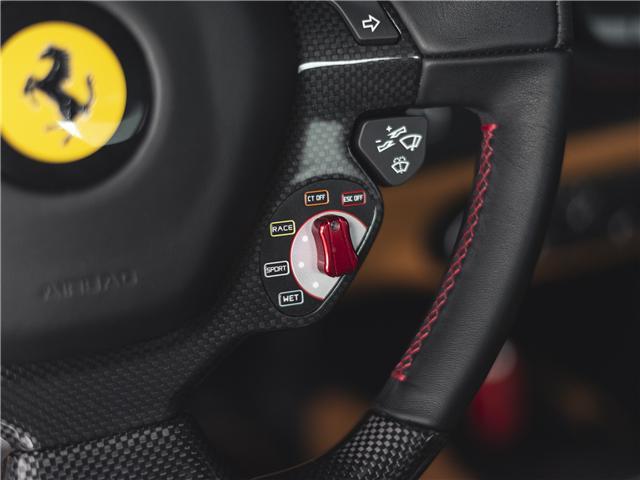 2018 Ferrari 488 GTB Base (Stk: ) in Woodbridge - Image 38 of 46