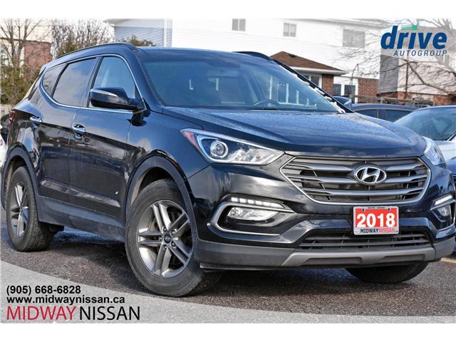 2018 Hyundai Santa Fe Sport 2.4 SE (Stk: U1524R) in Whitby - Image 1 of 27