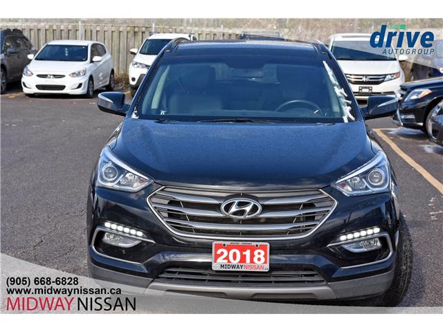 2018 Hyundai Santa Fe Sport 2.4 SE (Stk: U1524R) in Whitby - Image 3 of 27