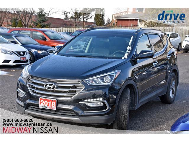 2018 Hyundai Santa Fe Sport 2.4 SE (Stk: U1524R) in Whitby - Image 4 of 27