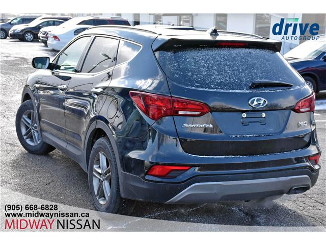 2018 Hyundai Santa Fe Sport 2.4 SE (Stk: U1524R) in Whitby - Image 5 of 27