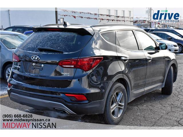 2018 Hyundai Santa Fe Sport 2.4 SE (Stk: U1524R) in Whitby - Image 7 of 27